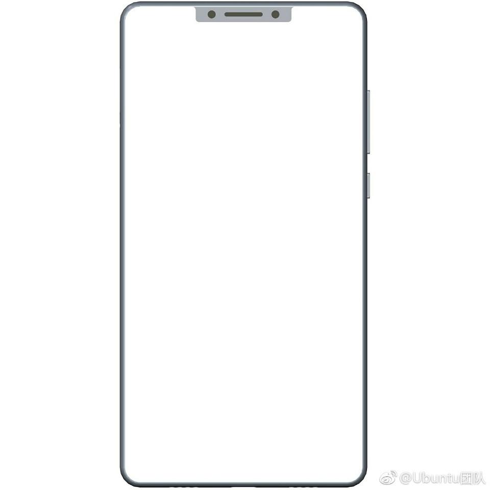 8332cc694 Alleged Xiaomi Mi Mix 2 Design Leaked – Puts Bezel-less Phones to Shame