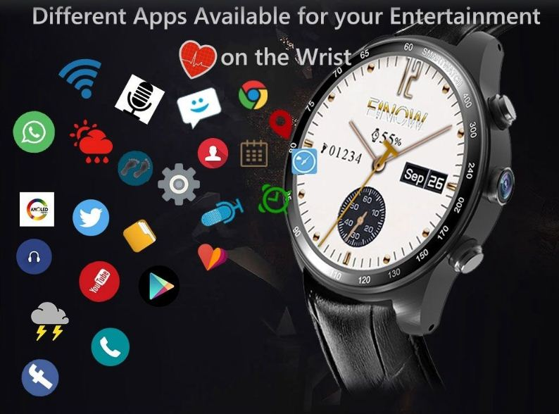 Finow Q7 Smartwatch Phone