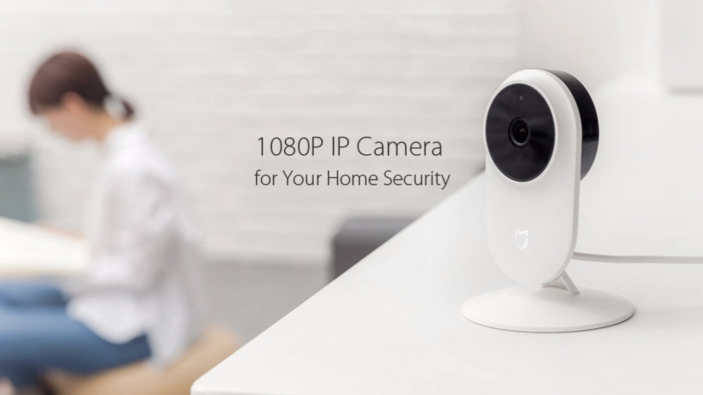 Xiaomi MIJIA Smart IP Camera