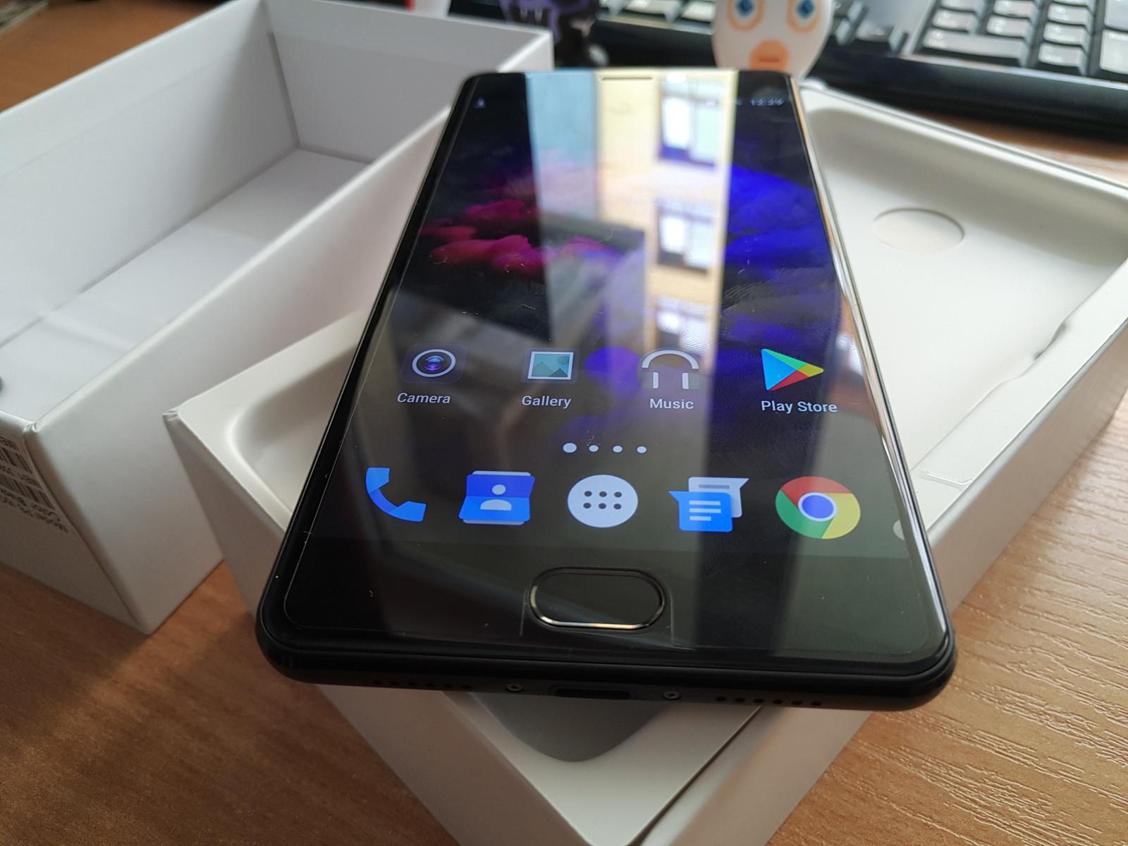 elephone p8 unboxinga