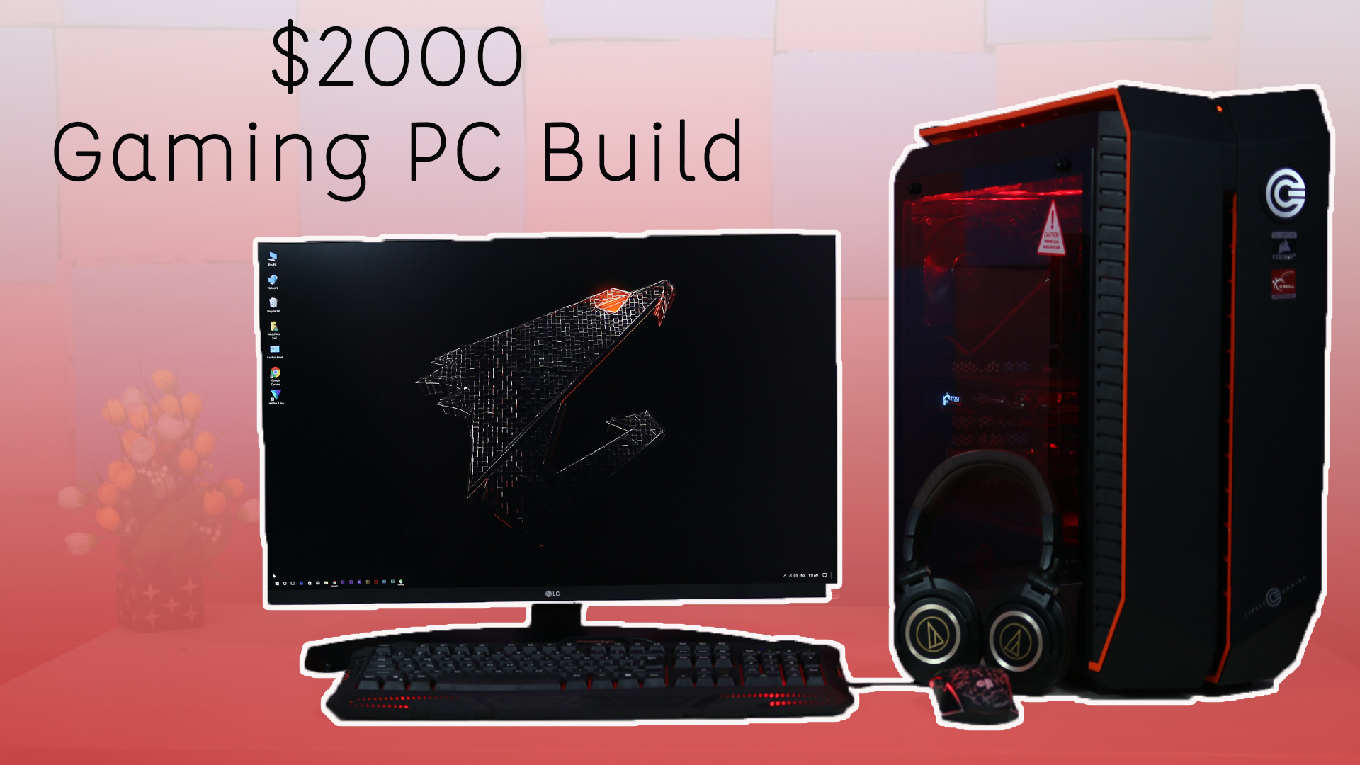 Best $2000 Gaming/Editing PC Build 2017