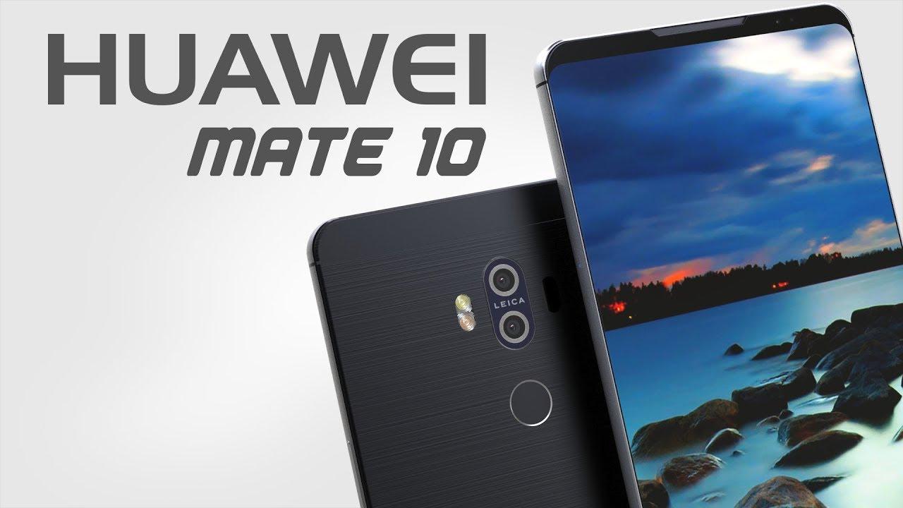 huawei mate 10 to sport bezel less screen and kirin 970 chip. Black Bedroom Furniture Sets. Home Design Ideas