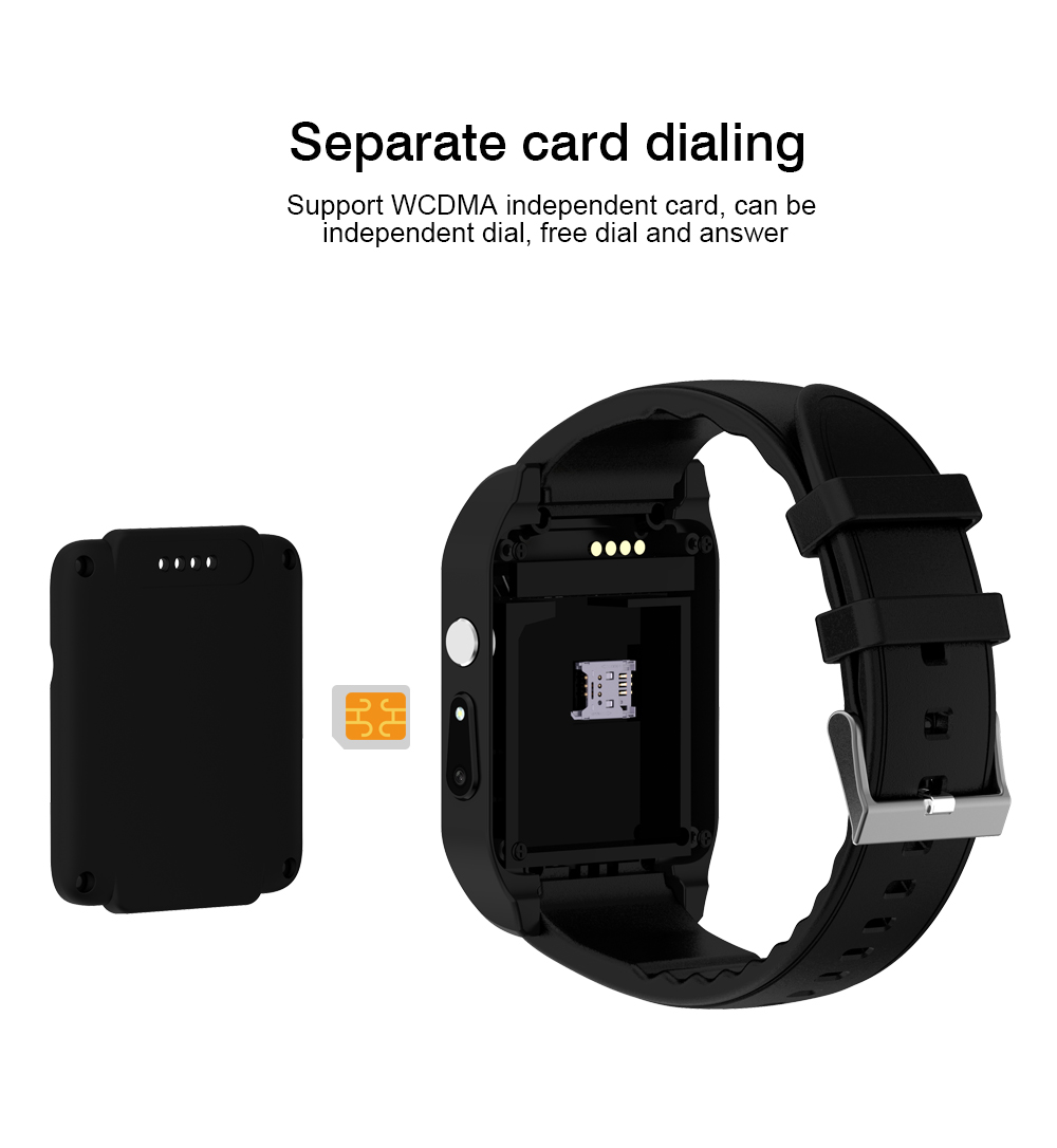Ordro X86 3G Smartwatch Phone