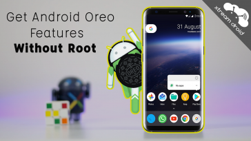 Get Android Oreo Featurs