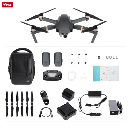 hot tomtop deals: dji mavic pro & dji spark drones huge