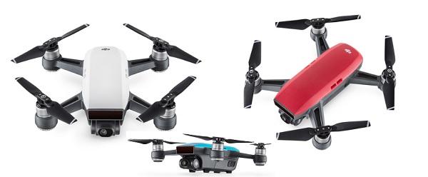 HomeDealsHot TomTop Deals DJI Mavic Pro Spark Drones Huge Price Cuts Coupons
