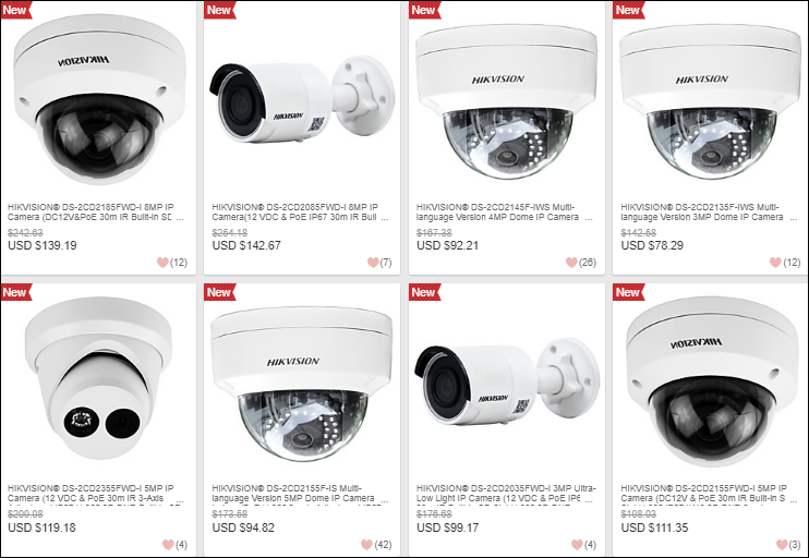 Cheap Hikvision Ip Cameras Amp Security Systems Flash Sale