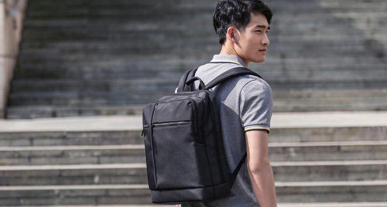 Xiaomi 15.6 inch Classic Business Style Laptop Backpack