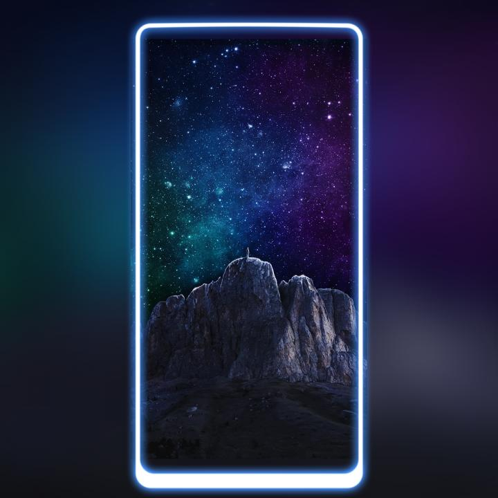 Download Official Xiaomi Mi Mix 2 Stock Wallpaper In Full Hd