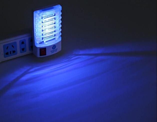 2 in 1 Mosquito Killer LED Night Light