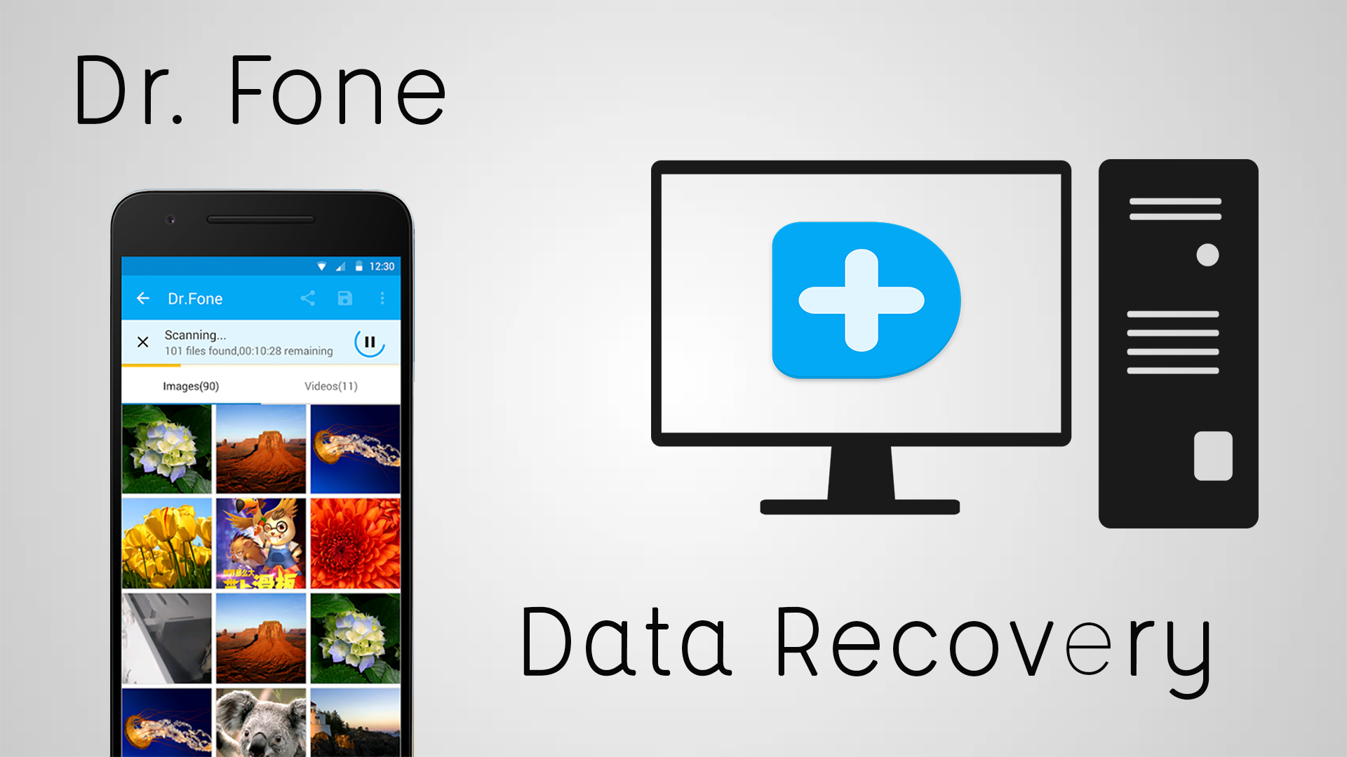 data recovery machine for android