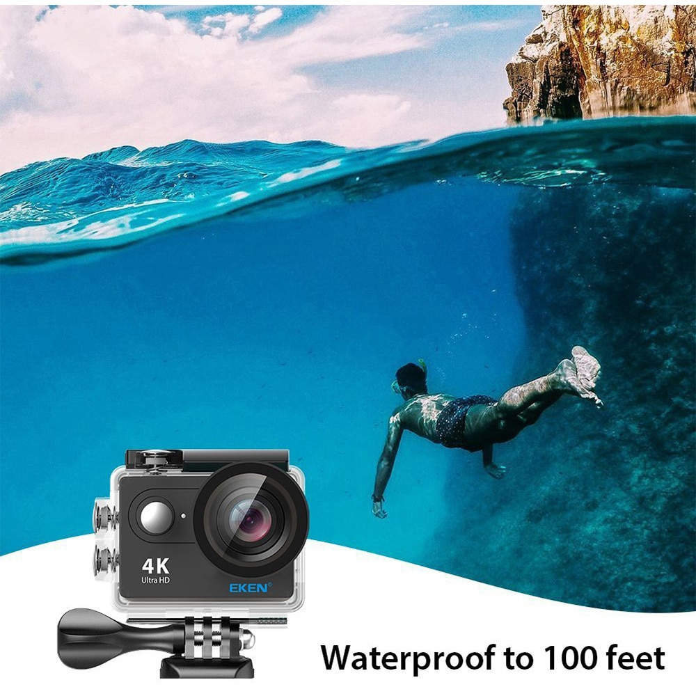 Original EKEN H9R 4K Action Camera Ultra HD water resistant