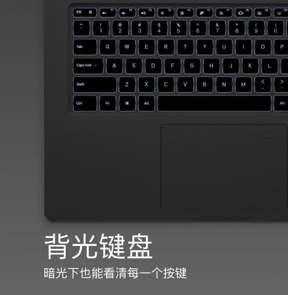 Xiaomi Notebook Pro 19