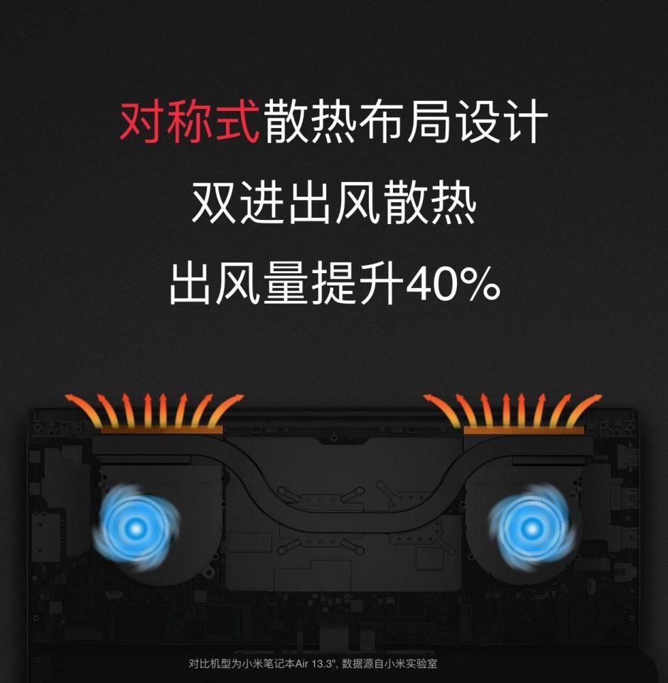Xiaomi Notebook Pro 7