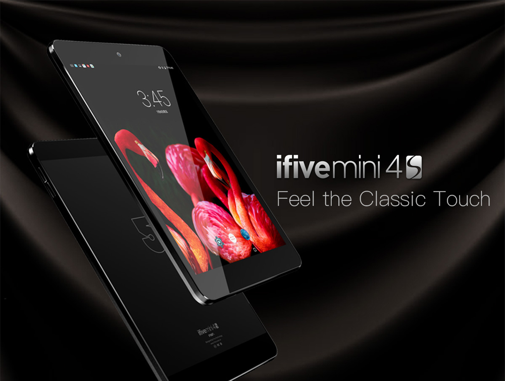 fnf Ifive Mini 4S tablet PC