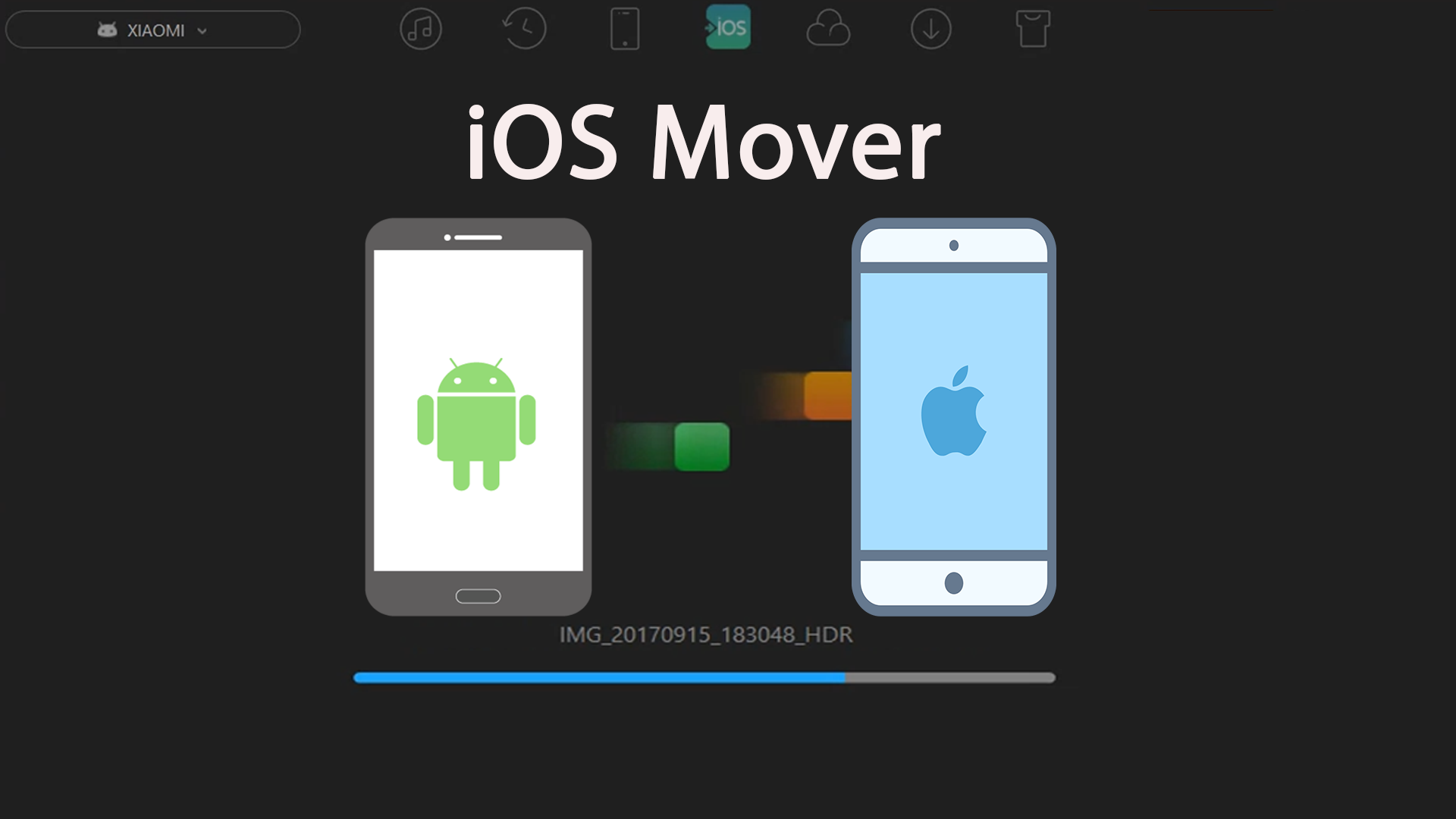 How to Move from Android to iPhone