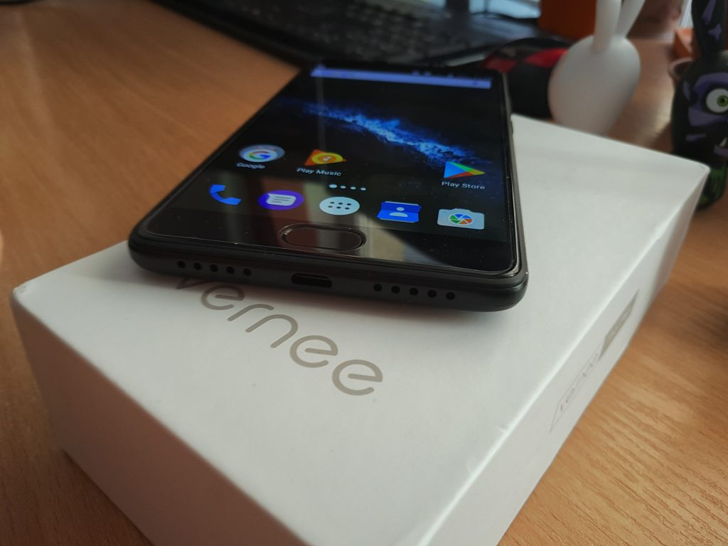 vernee thor plus unboxing, hands-on, specs and price