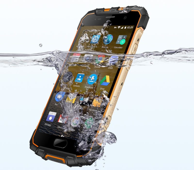 newest f5e1c 2d000 Hot Deal] Grab The Rugged Waterproof Ulefone Armor 2 Smartphone With ...