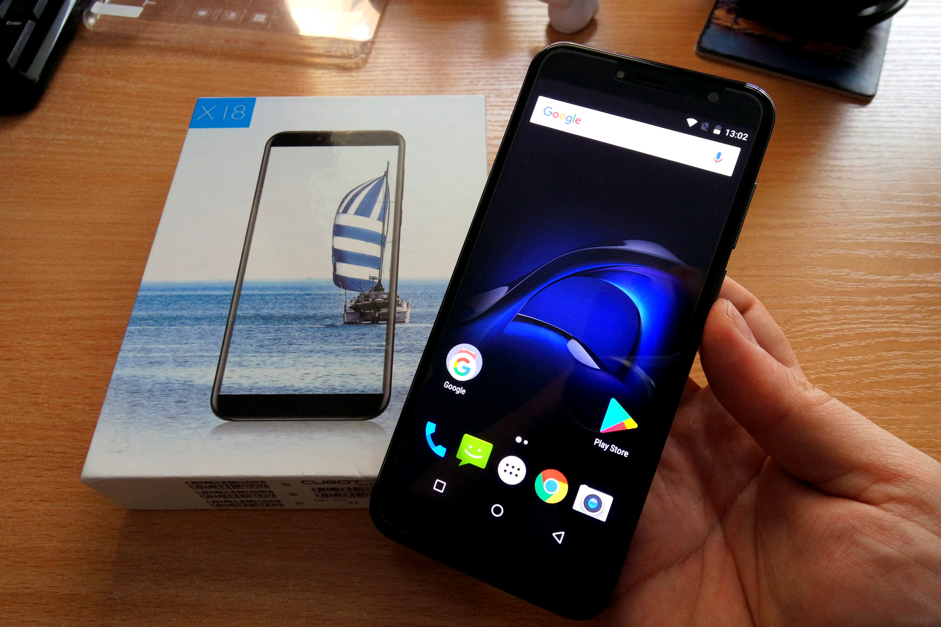 Cubot X18 Review Cheapest 18 9 Display Phone Good Value