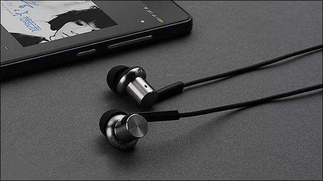 Xiaomi Mi Piston IV Hybrid Earphone