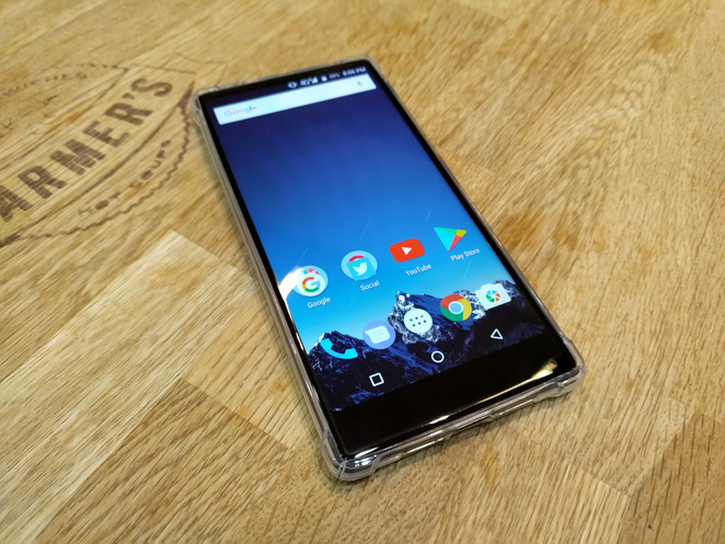 Vernee MIX 2评测 – 最实惠的18:9全面屏安卓手机。