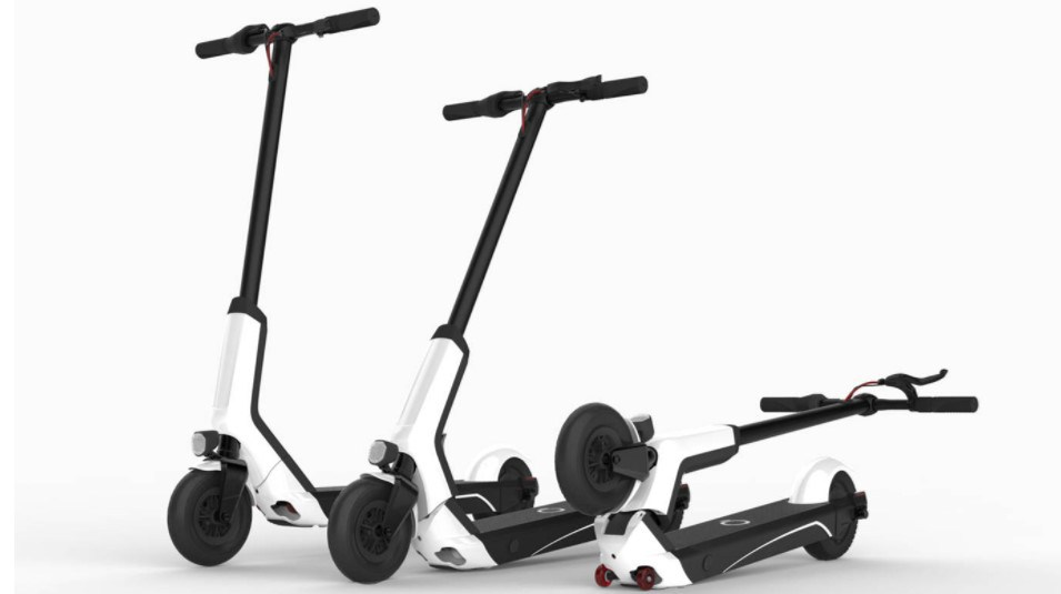 электросамокат xiaomi qicycle euni electric scooter
