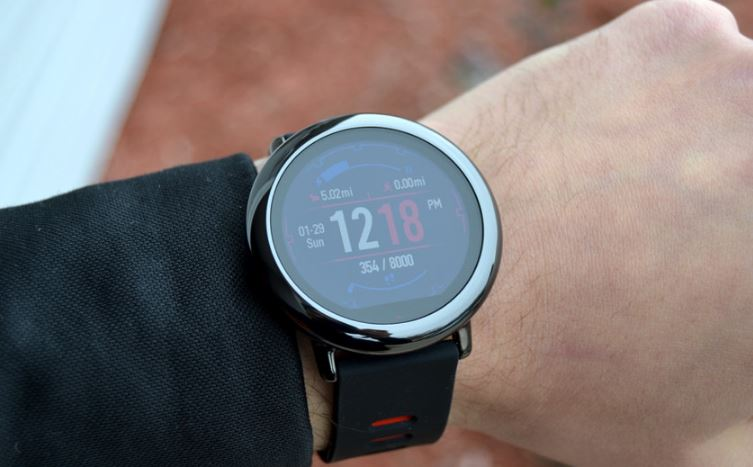 Xiaomi Huami AMAZFIT Smartwatch Review