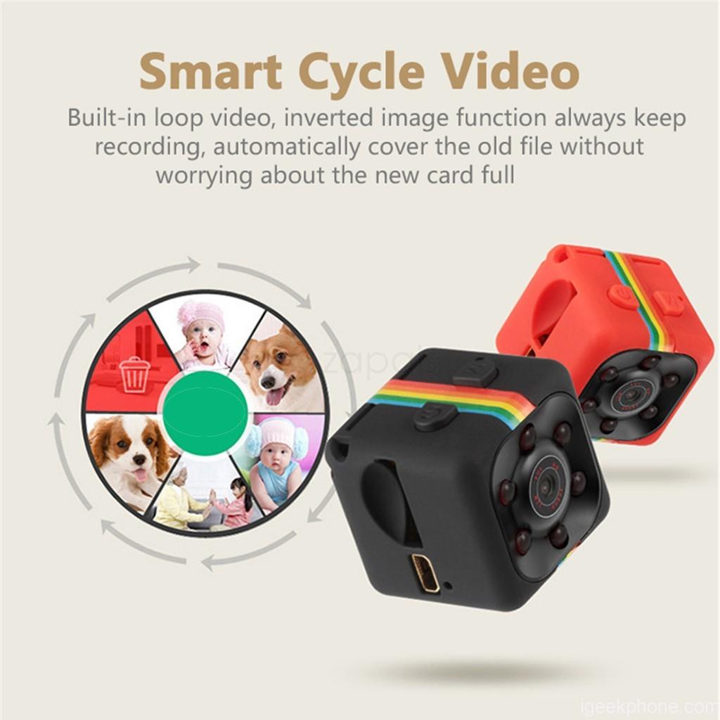 Quelima DVR Dash camera