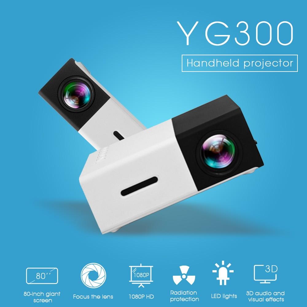 YG300 Handheld Projector