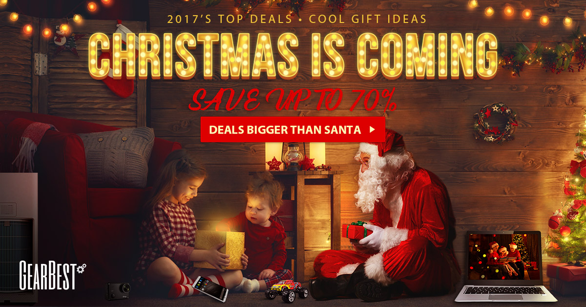 Until Christmas 70 Days Till Christmas.Best Christmas Gifts From Gearbest 70 Off On All Purchases