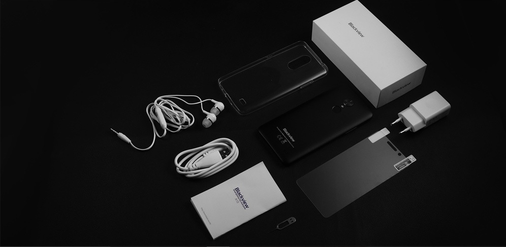 Blackview A10 Package Contents