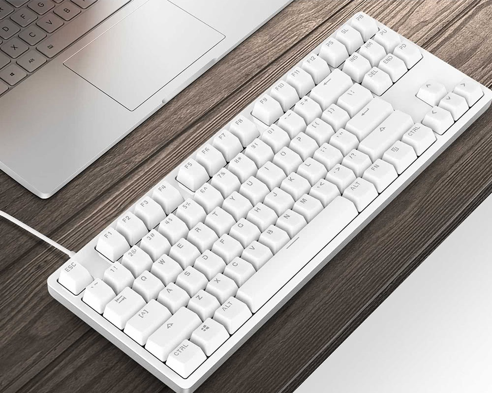 Xiaomi 87 keys mechanical keyboard