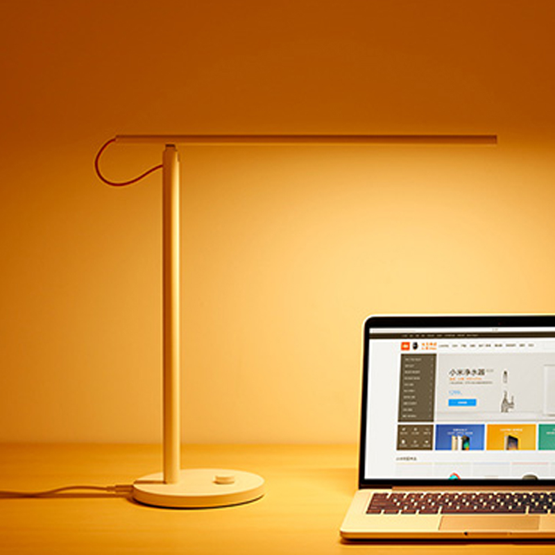 Grap The Xiaomi Smart Led Desk Lamp With Four Lighting