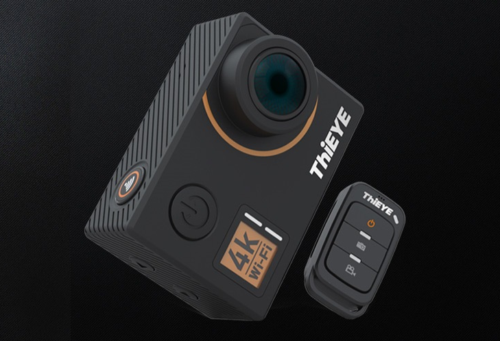 Thieye T5 Edge Native 4k Action Camera Features And Price