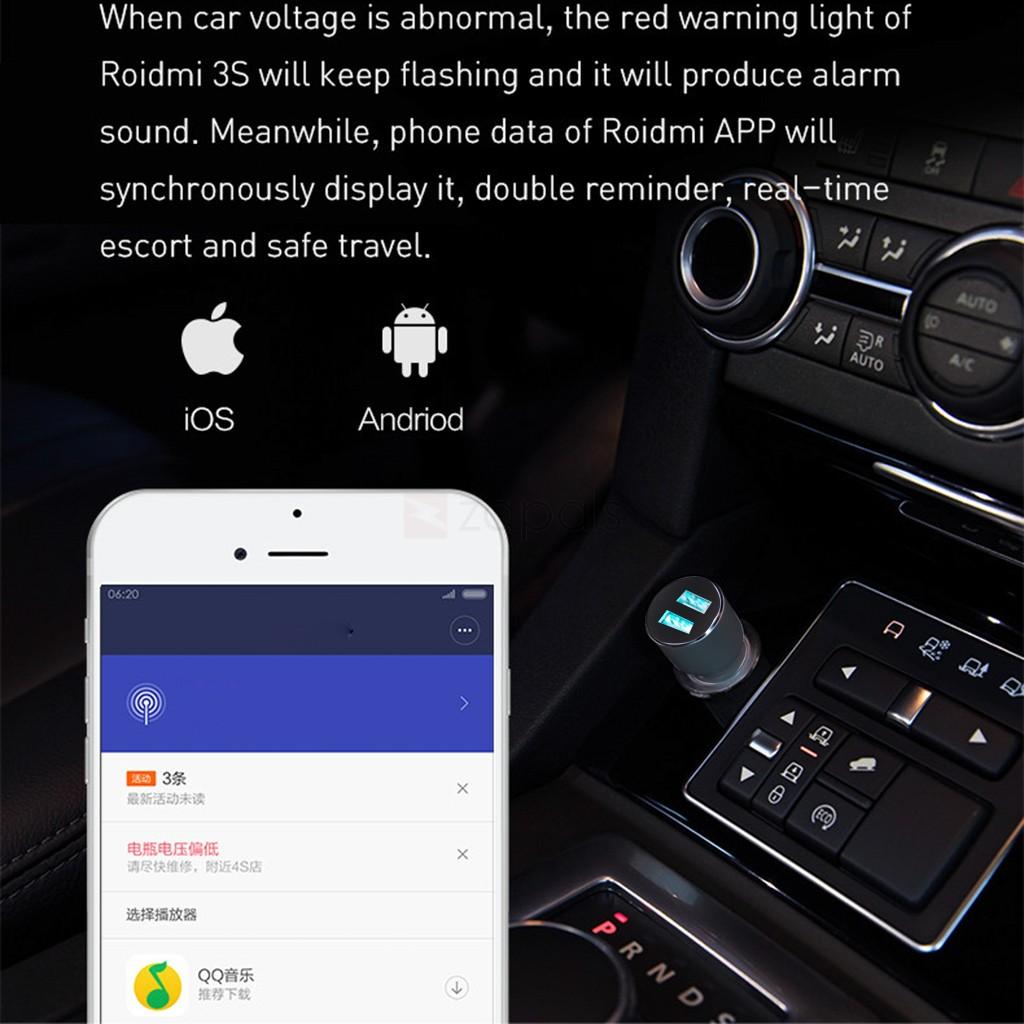Xiaomi Roidmi 3S