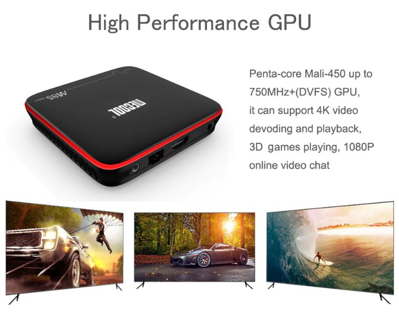 Grab The Mecool M8S PRO W TV Box For $27 99 (Coupon)