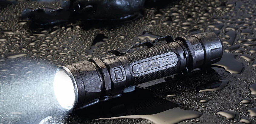 JETBeam JET Flashlight