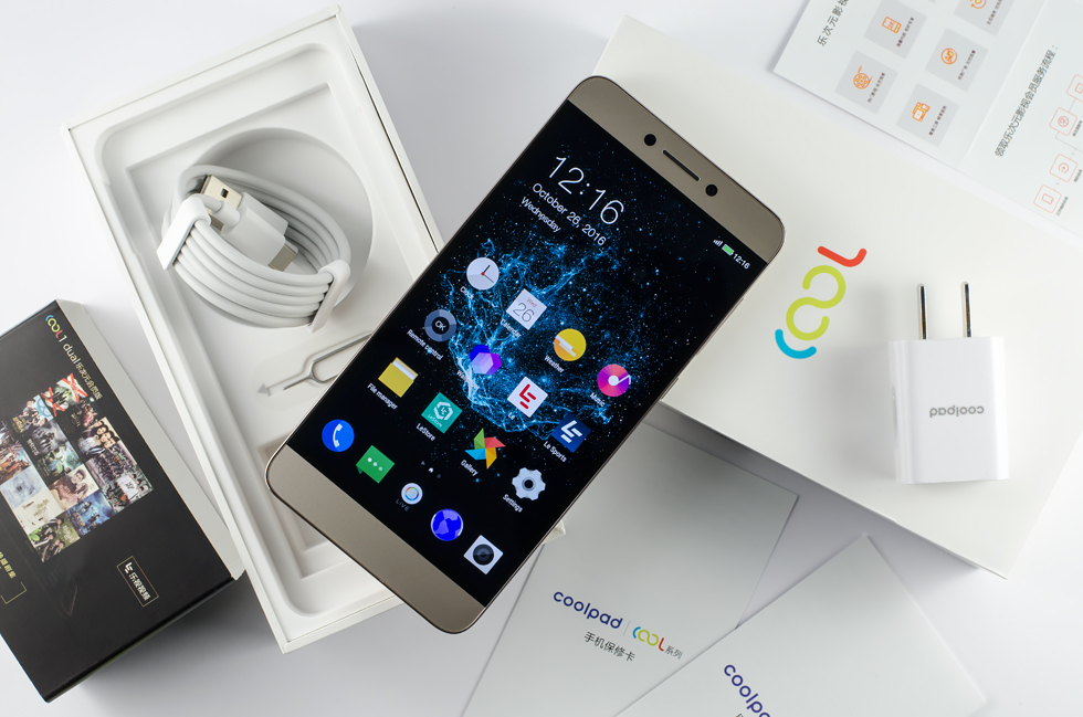 LeEco Coolpad Cool1 Fueled By Qualcomm Snapdron 652 For $104 99