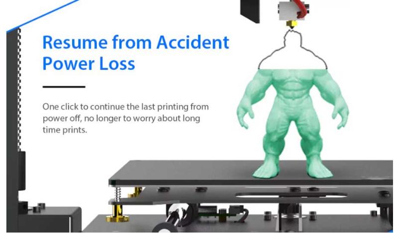 Anycubic I3MEGA 3D Printer