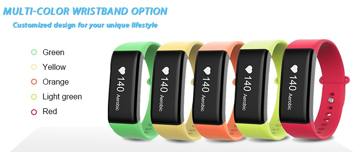 J Style 1638 Wristband colors