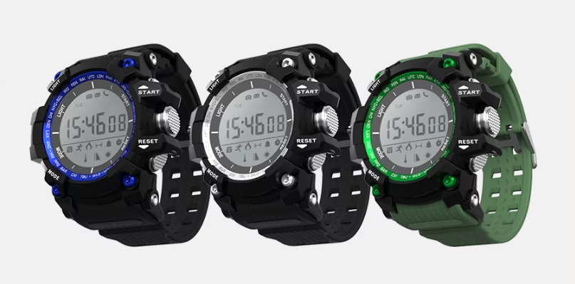 Microwear XR05 Smart Digital Watch colors