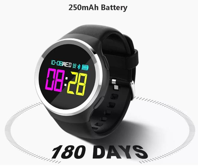 N69 Sports Smart Watch battery