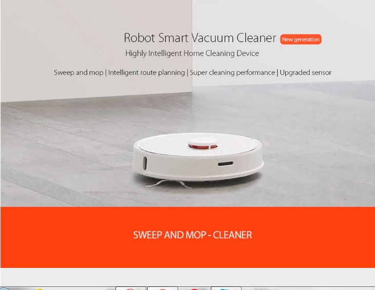 Top 5 Robotic Vacuum Cleaners: With Coupons and Discount