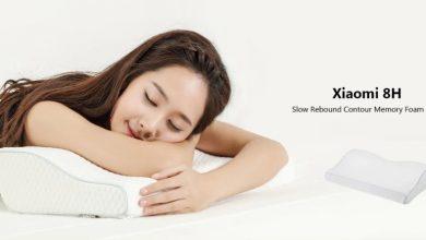 Xiaomi 8H Butterfly Shape Memory Foam Pillow featured
