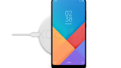 Xiaomi Mi Max 3 Wireless Charging