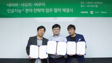 Xiaomi and Naver alliance