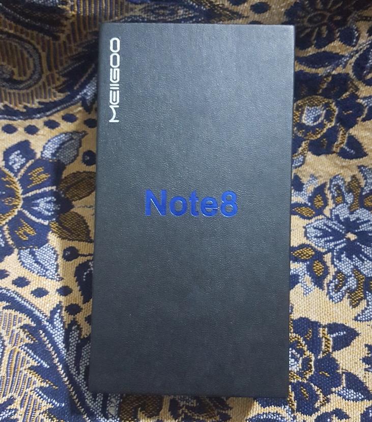 Meiigoo Note 8