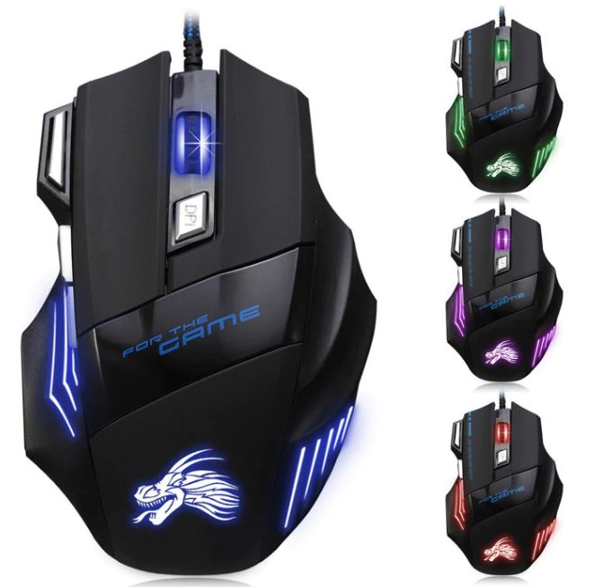 Grab The X3 Usb Wired Gaming Mouse At 5 33 Great Deal