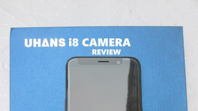 Uhans i8 Camera Review