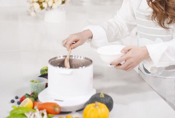 Xiaomi Launches Mijia Electric Cooker At 199 Yuan 31